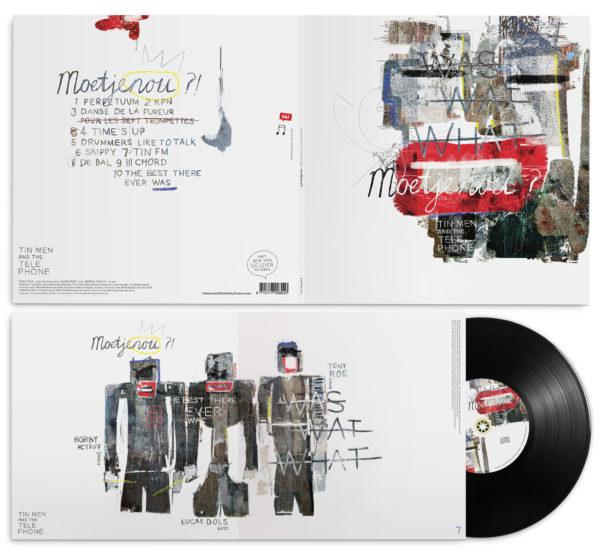 Tin Men & The Telephone ~ Moetjenou?!